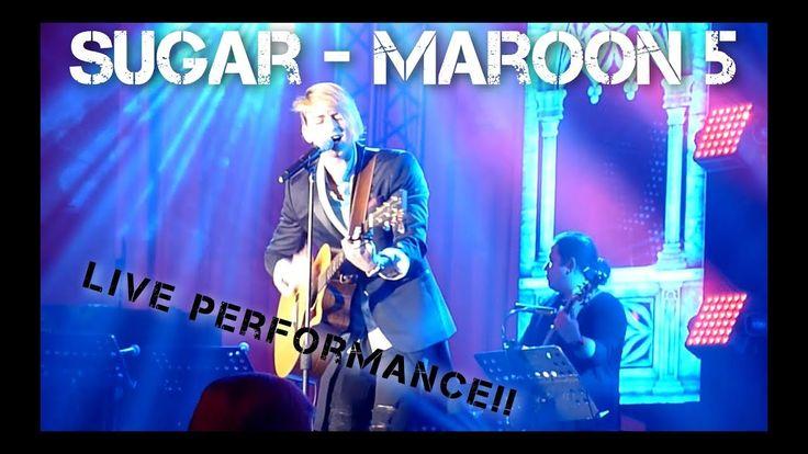 Sugar - Maroon 5 | Jon Klaasen |