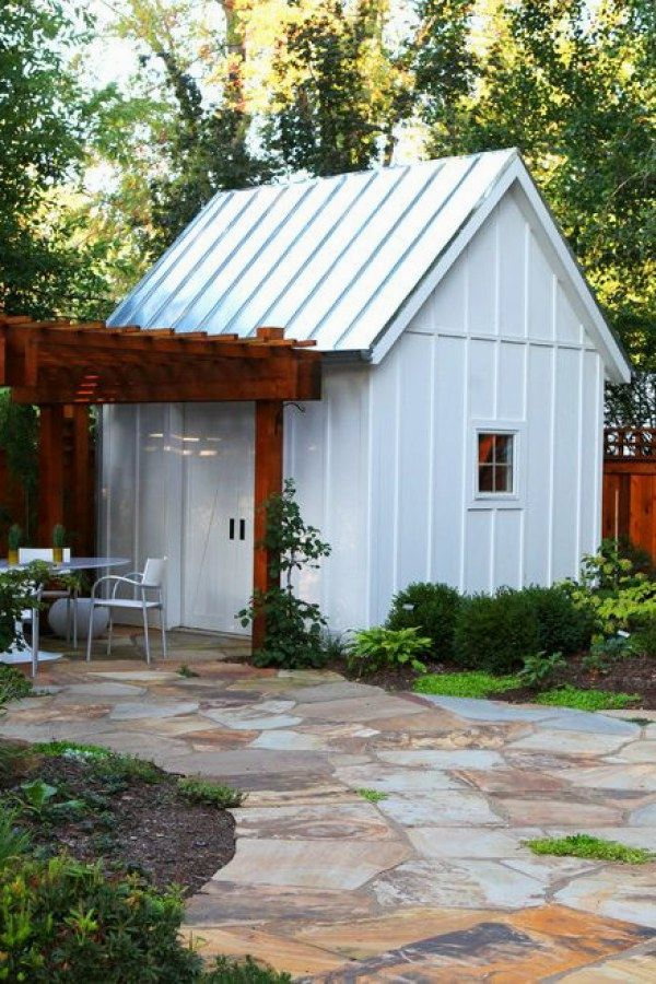 Creative Potting Shed transformation ideas for your landscaping - Potting Shed Designs