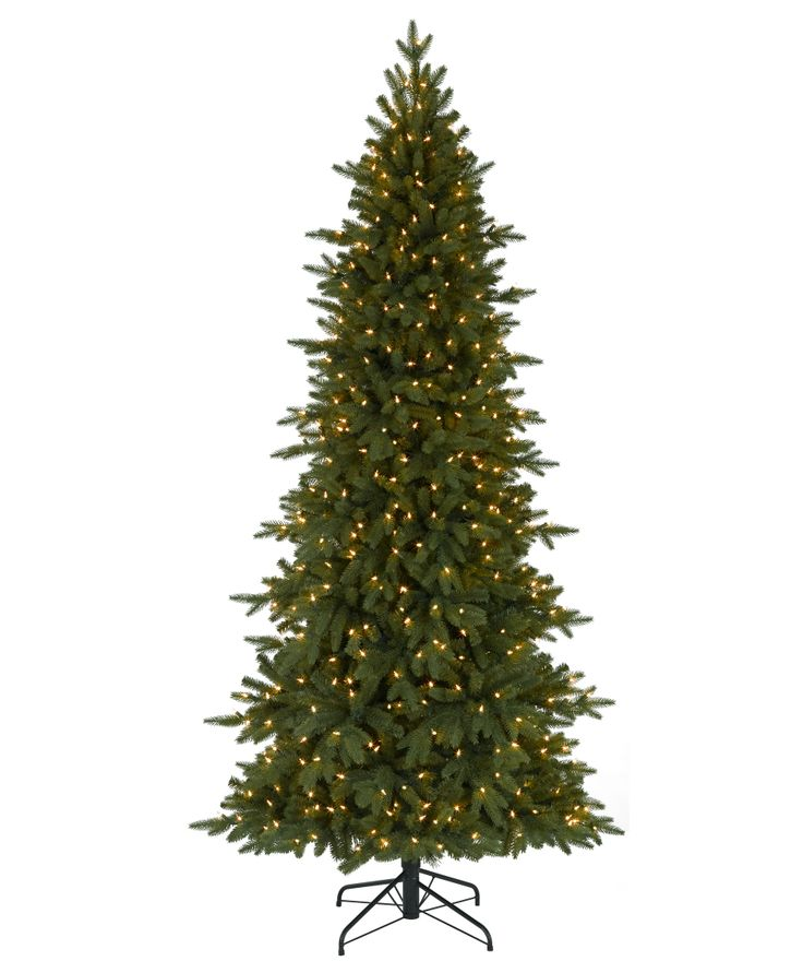 Slim Christmas Tree Artificial