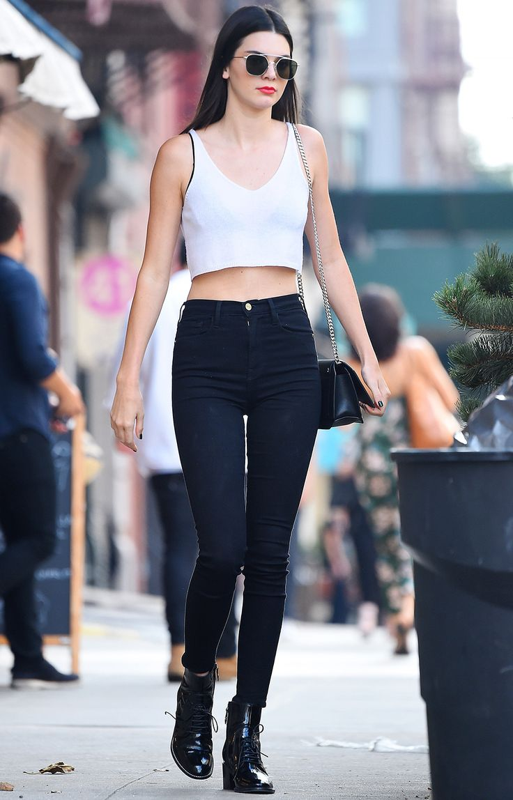 282 Best Kendall Jenner Style Streetstyle Images On