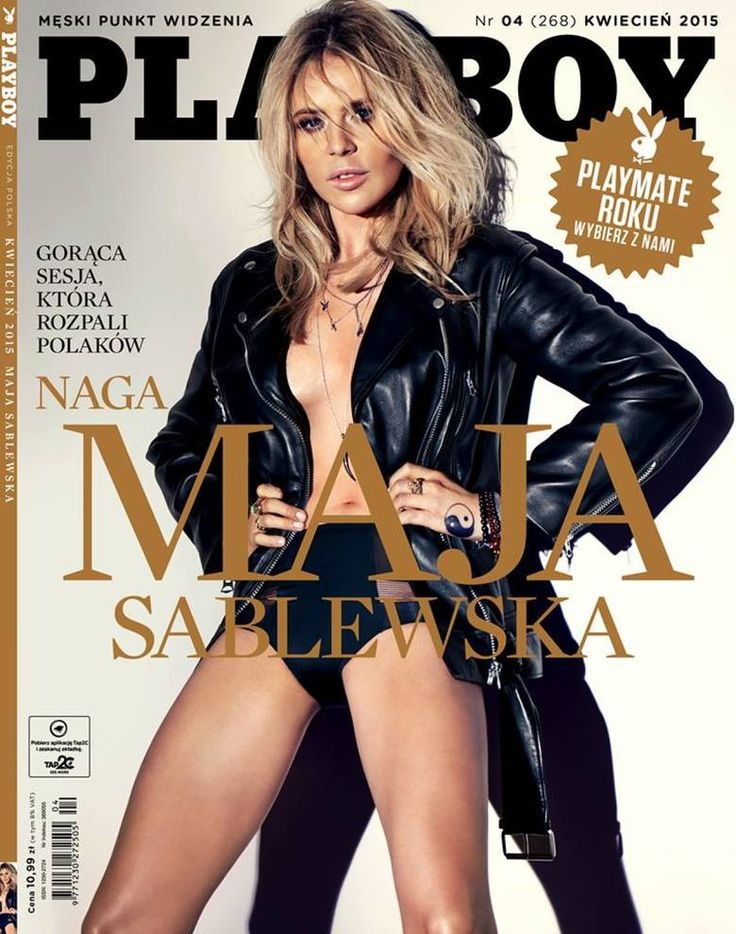 Maja Sablewska Playboy NAGO kwiecień 2015 [ZDJĘCIA] Maja Sablewska jak Brigitte Bardot? - Dziennikzachodni.pl