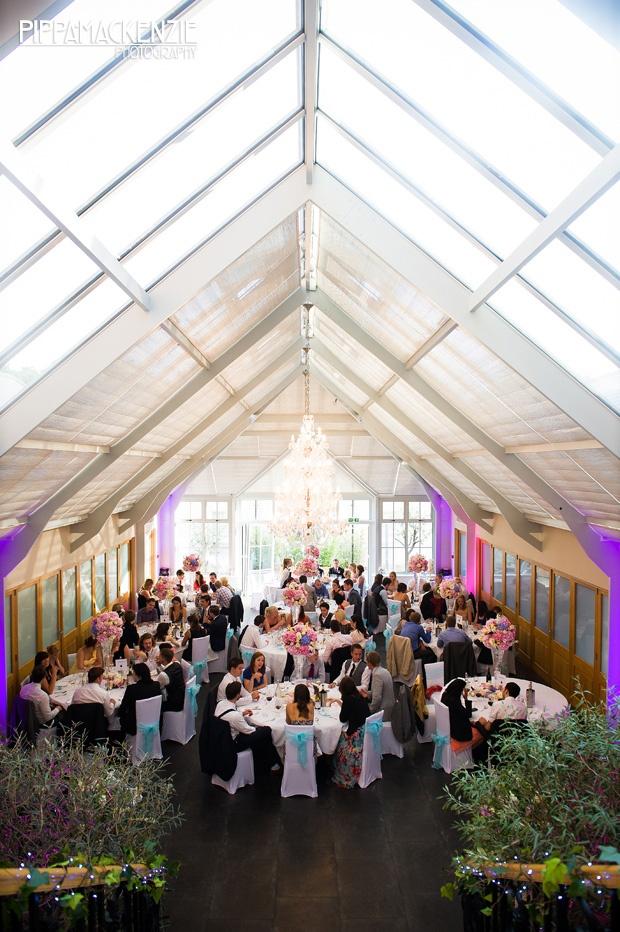 Stunning Reportage Wedding Photography at Botleys Mansion