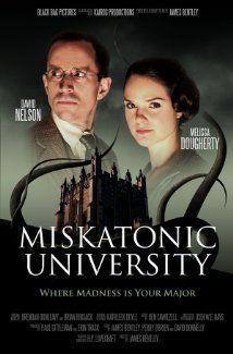 Watch Miskatonic University (2014) Online Free