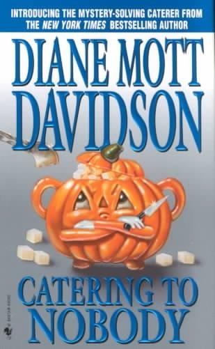 diane mott davidson books in order of publication