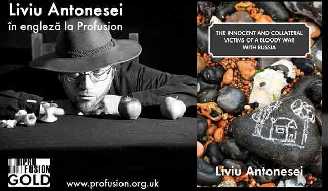 Liviu Antonesei în engleză, la editura londoneză Profusion
