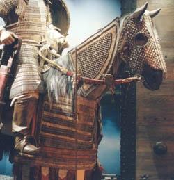 20: Horses Armour, Hors Armour