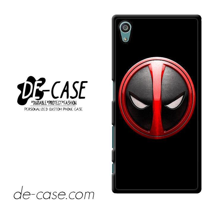 Deadpool Emblem DEAL-3096 Sony Phonecase Cover For Xperia Z5