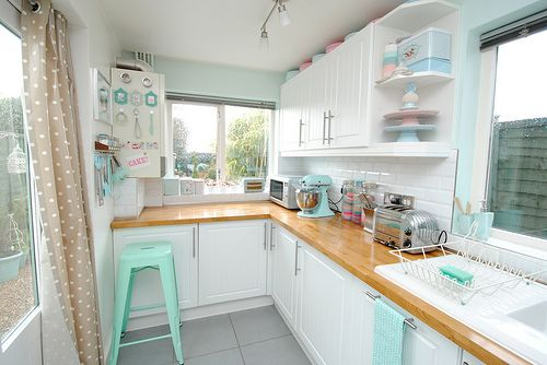 At the end of my kitchen by toriejayne, via Flickr