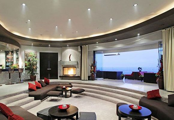 celebrity living rooms 20 best living rooms images on 10415