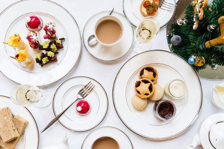 Anna Polyviou's Festive High Tea