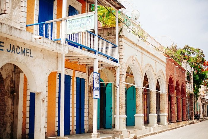 Old Town Jacmel, Haiti