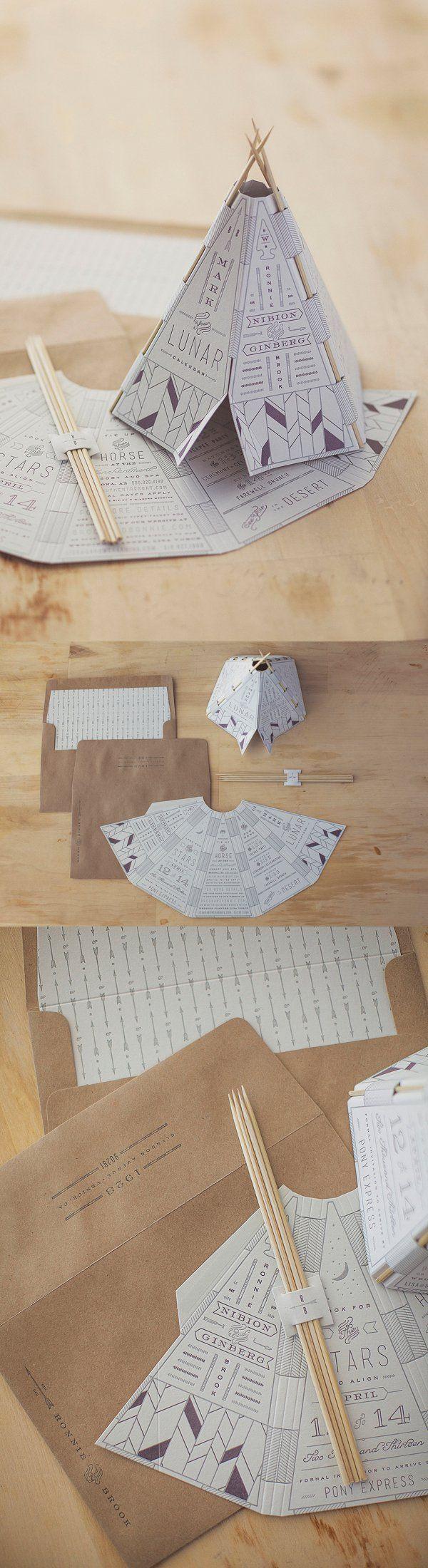 50 Stunning Custom Designed Print Invitations To Inspire Your Next Big Event – Design School