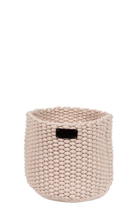 MrsBLOOM: Basket S old pink