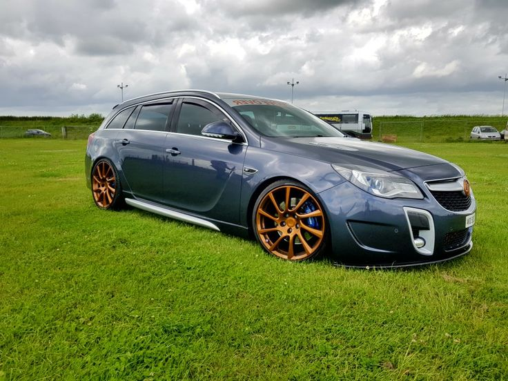 Opel Vauxhall Insignia OPC VXR Buick Regal GS Irmscher Sport Tourer AutoFlex Burned Copper