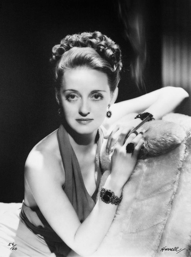 Bette Davis.. George Hurrell