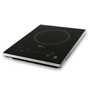 Fogão de Indução Fischer Digital 1Q 220V.   #cozinharesidencial #fogaoinducaodigital
