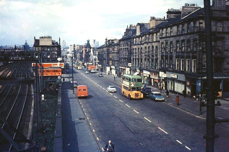 Eglinton Street - 1969