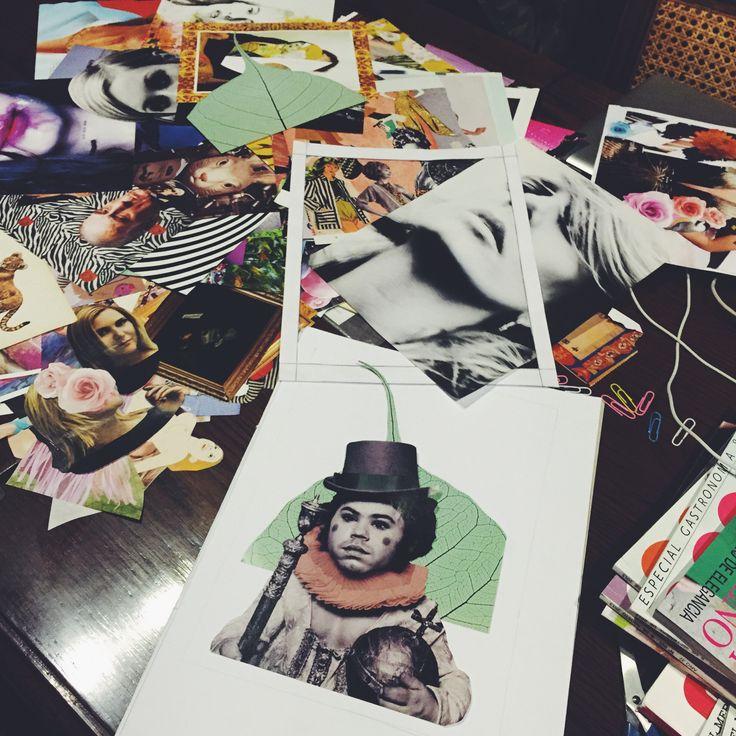 Pueden seguir más de mi y mis trabajos en mi Instagram: eldiaenquemesalieronalas y/o carnavaleradolls y leer esta catarsis creativa en mi web  http://eldiaenquemesalieronalas.cl/2014/10/10/mis-collage/