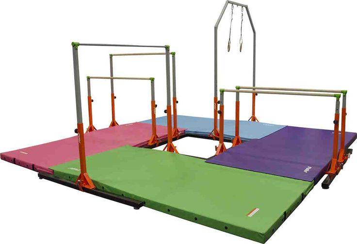 Used Kids Gymnastics Equipment