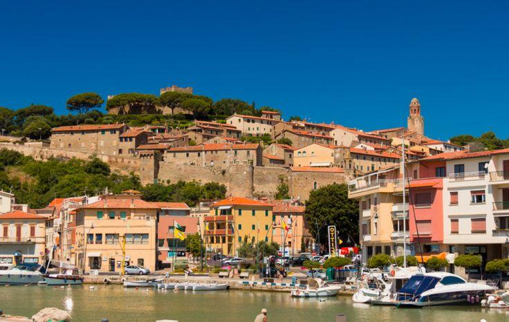 Castiglione della Pescaia, top beach destination for 2015