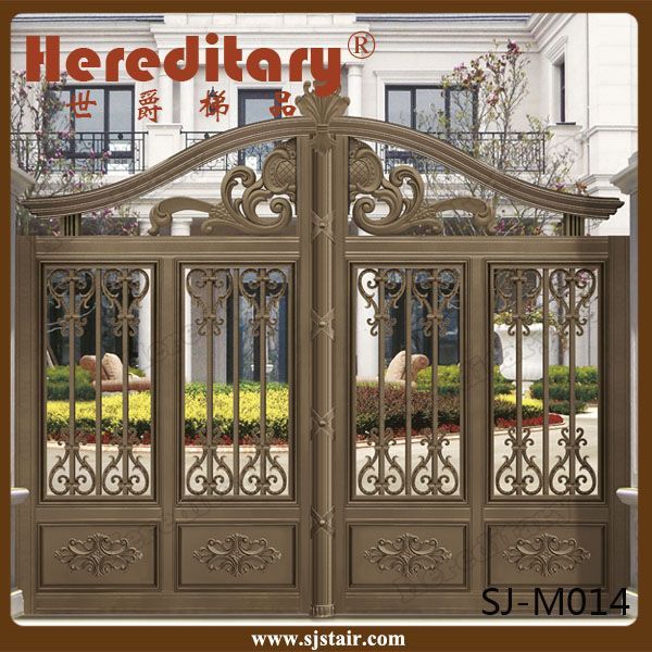 Latest Cheap Indian House Wrought Iron Steel Main Gate: Best 25+ Main Gate Design Ideas On Pinterest