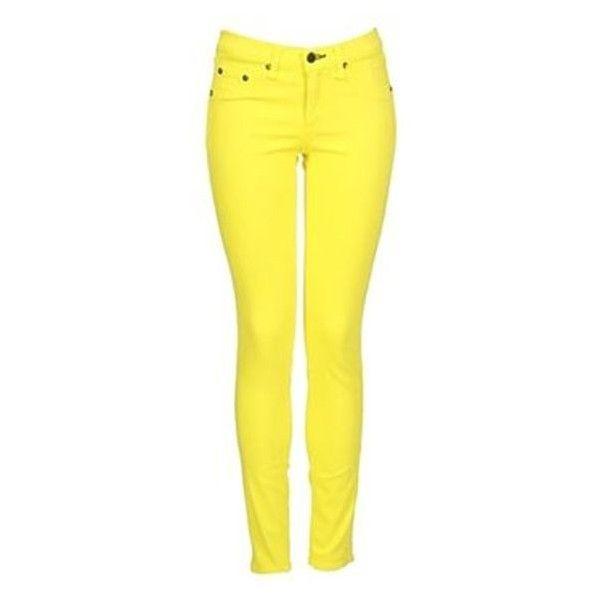 Più di 25 fantastiche idee su Yellow Skinny Jeans su Pinterest ...