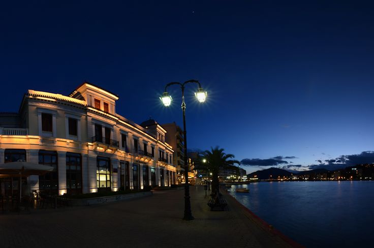 TRAVEL'IN GREECE | Chalkis Town Hall, Central Greece, #Greece, #travelingreece
