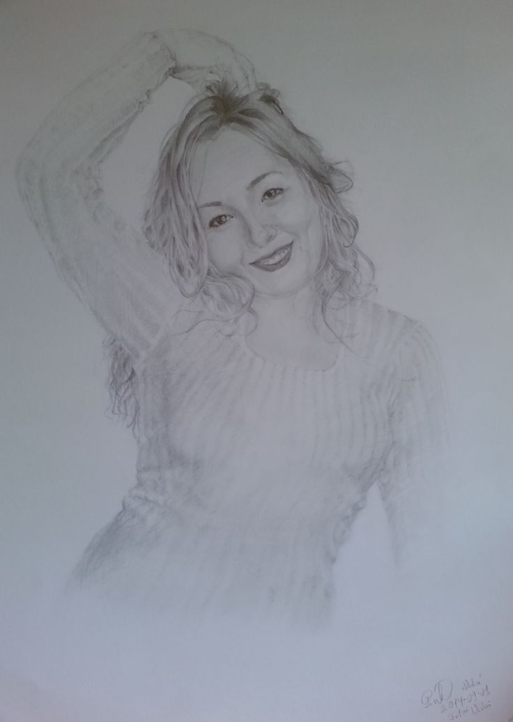 """Vida"" pencil on paper"