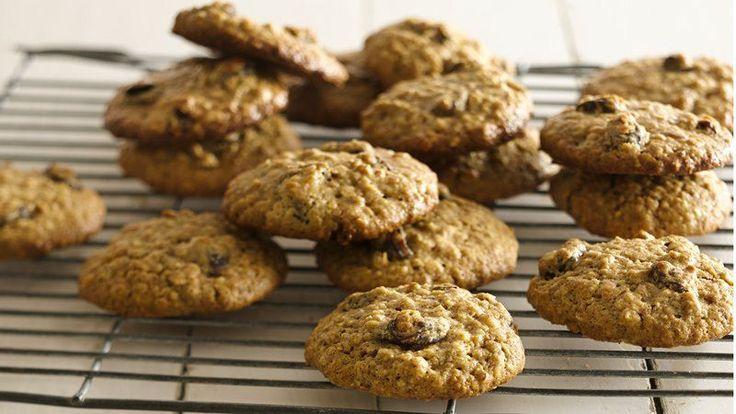 Gluten free oatmeal raisin cookies: Almonds Butter, Gluten Fre Wonder, Gluten Fre Oatmeal, Bananas, Almond Butter, Gluten Free Oatmeal, Oatmeal Raisin Cookies, Oatmeal Raisins Cookies, Gluten Free Recipes