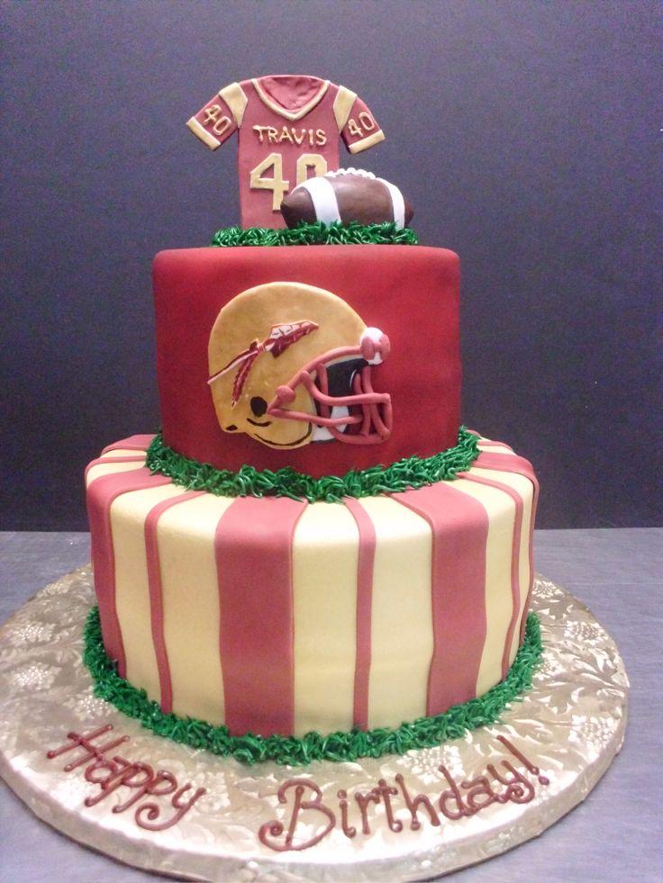 Fsu Birthday Cake