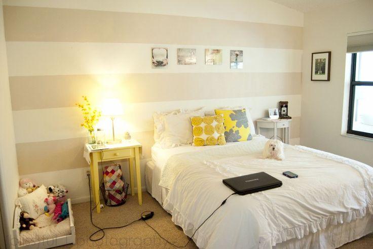 DIY Bedroom Decor CURTAIN YOURSELF DIY