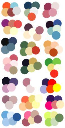 Random Color Palettes 3 by LifeError
