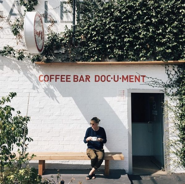 The coolest Los Angeles coffee shops with good coffee and great interiors. Discover the best los angeles coffee shops for taking photos and Instagrams, such as Civil Coffee and Dinosaur Coffee.