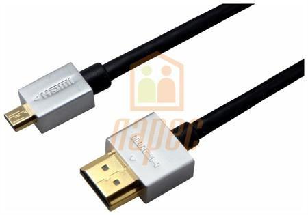 Rexant Шнур  hdmi - micro hdmi  gold  3м  ultra slim  (блистер)  rexant  — 4500 руб. —  Шнур HDMI - micro HDMI gold 3М Ultra Slim (блистер) REXANT предназначен для передачи цифрового видеоизображения высокого разрешения и многоканального цифрового аудиосигнала с защитой от копирования. Используется для совместной работы устройств нового поколения, имеющих разъемы HDMI и micro HDMI: проекторы, телевизионные аппараты, компьютеры и ноутбуки, мобильные телефоны и планшеты, мультимедийные…