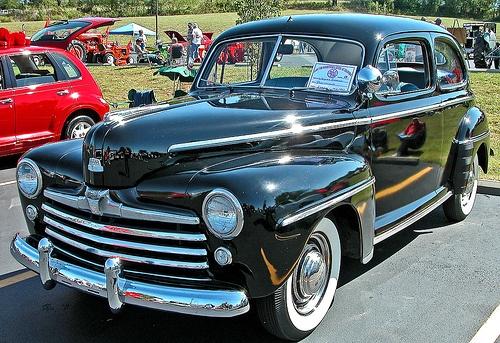1947 Ford Tudor