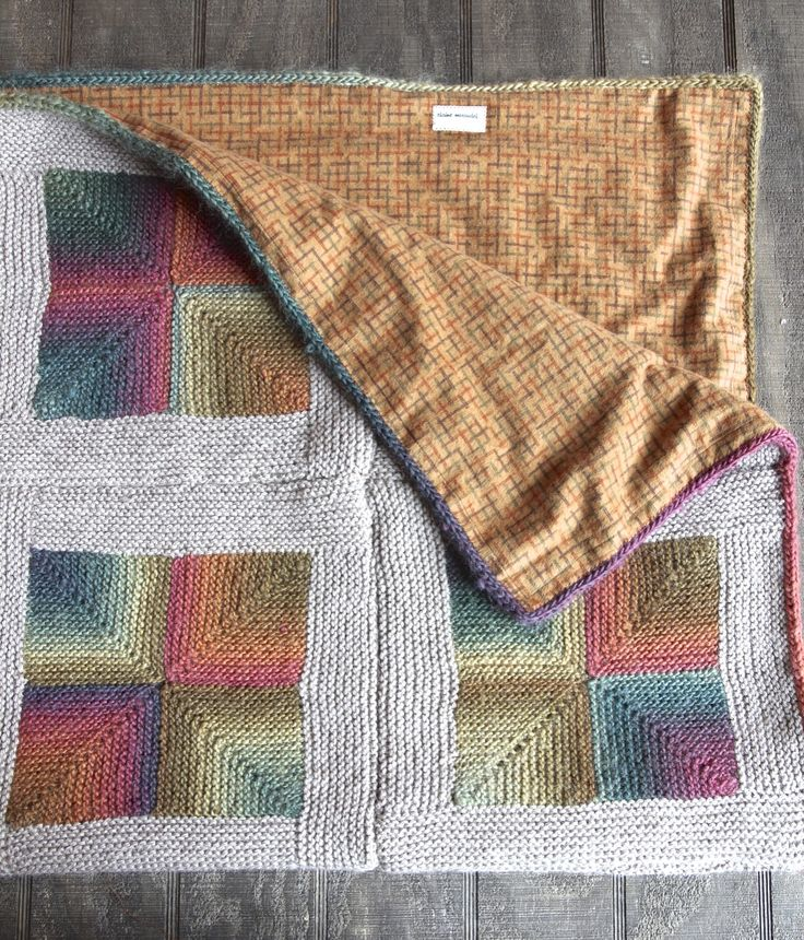 This is one of my favorite projects ever. This pattern has been around for a while and I was late to the game on it. It is the Mitered Crosses Blanket that Kay Gardiner made for Japan tsunami rel…