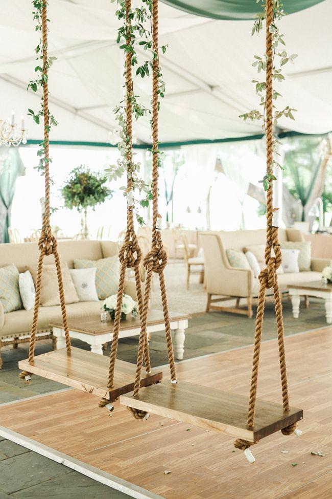 Lush Greenery Filled Wedding At Lowndes Grove Plantation