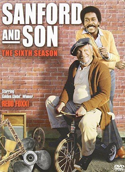 LaWanda Page & Demond Wilson - Sanford and Son: Season 6
