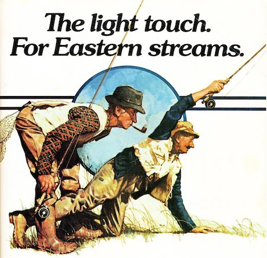 Vintage fly fishing fly fishing pinterest vintage for Fly fishing posters