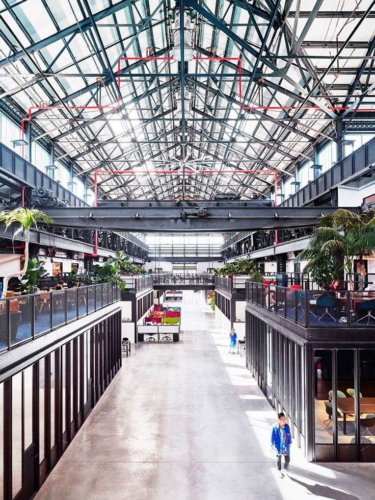 new lab is a 84,000 square foot workspace for advancement in technology…