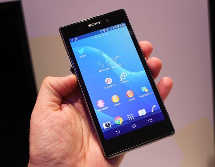 Ulasan Sony Xperia Z1 http://on-msn.com/156GbuI