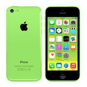 iPhone 5c de 16GB - Verde - Apple Store (Brasil)