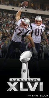 Super Bowl! So excited.