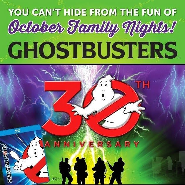 Mamawjs Moment Away: @Ghostbusters DVD & Meal Cards #Giveaway @Ryan's and Old Country Buffet Enter Here!