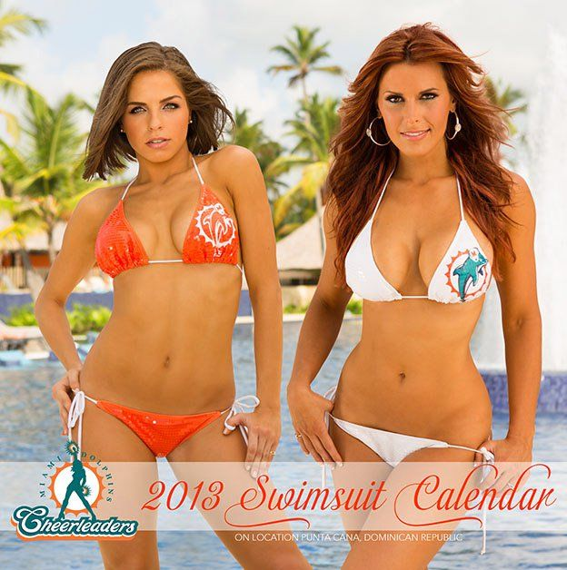 13 Best Miami Dolphins Cheerleaders Images On Pinterest