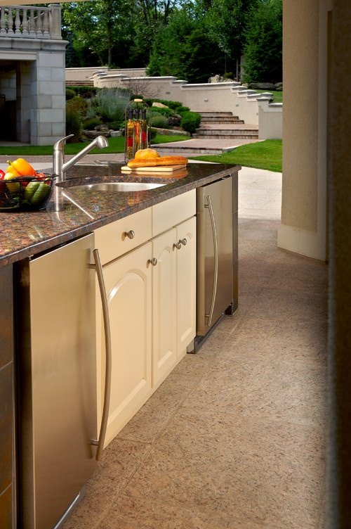 7 best Outdoor Kitchens images on Pinterest | Outdoor ...