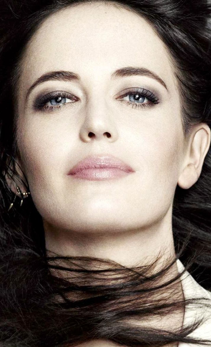 Eva Green.  BOND beauties were fashionable AND terribly SMART!