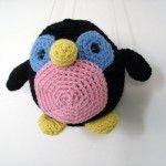 crochet penguin free pattern: Patterns Design, Free Penguins, Crochet Toys, Design Ideas, Penguins Crochet, Free Patterns, Crochet Patterns, Penguins Free, Crochet Penguins