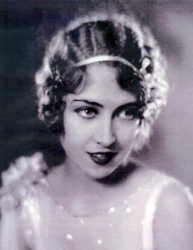 Doris Eaton 1920s hair fingerwave