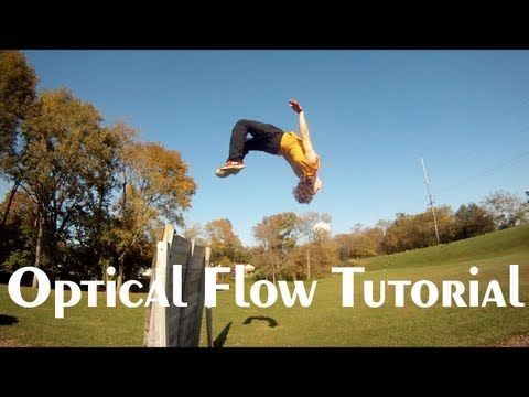 FCPX 10.1.3 Optical Flow Transitions Tutorial